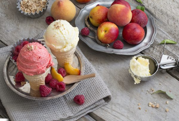 Sorbets Maison aux Fruits